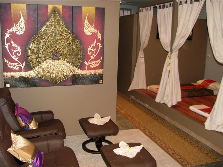 Hua Jai Thai Massage Shop